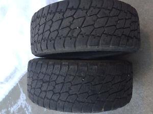 Nitto A/T Terra grabber tires 265 50 R20