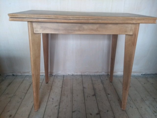 Strange Wooden Dining Table Or Console Table Swivel And Folding Table Top In York North Yorkshire Gumtree Ncnpc Chair Design For Home Ncnpcorg