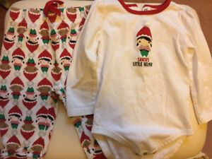 18-24 month Christmas clothes