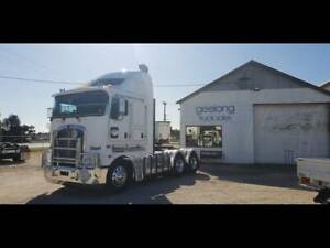 2013 KENWORTH K200 primemover - Finance or Rent-to-Own $1091pw*