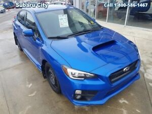 2017 Subaru WRX Sport-Tech,LEATHER,AWD,SUNROOF,NAVIGATION,BLUETO