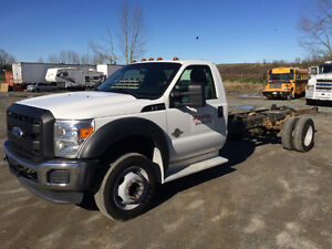 2011 Ford F-550 Other