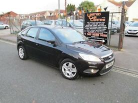 Ford Focus 1.8TDCi (115ps) Style Hatchback 5d 1753cc