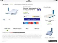 PRESSURE RELIEVING SINGLE MATTRESS (CAN DELIVER)