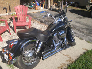 2003 Honda Shadow ACE 750