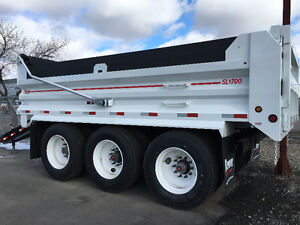 RENN End Dump Trailer - TA21504 & TA21506