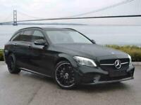 2021 Mercedes-Benz C CLASS ESTATE SPECIAL EDITIONS C200 AMG Line Night Ed Premiu