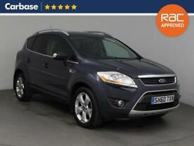 2010 FORD KUGA 2.0 TDCi 163 Titanium 5dr Estate