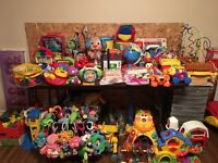 Lots of Toys...Toys...Baby and Toddler Toys....Great Selection -