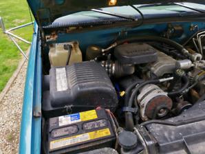 97 Chevrolet 2500HD Longbox