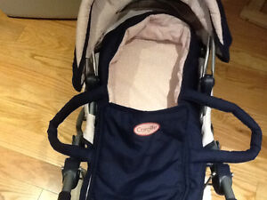 Corelle baby doll pram and carrier