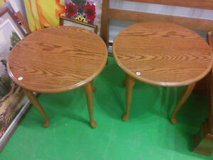 Tables at RE! Prices and selection varies