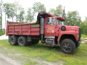 CAMION 10 ROUES,FORD L 9000