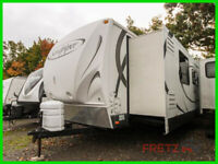 2010 Forest River Sandpiper 323FK Used