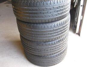 4 pneus continental 235 50 18 peut remplacer 225 50 18