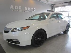 Acura TL SH-AWD TECHNOLOGY PACKAGE 2012