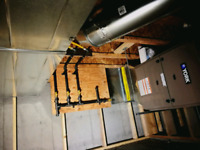 Hvac installation & Sheet Metal