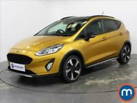 2018 Ford Fiesta 1.0 EcoBoost 125 Active B-PlusO Play 5dr Hatchback Petrol Manua