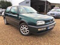 1997 Volkswagen Golf 2.0 GTi Warranty & Delivery availble Part-Ex welcome