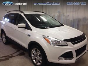 2016 Ford Escape SE  - one owner - local - trade-in - sk tax pai