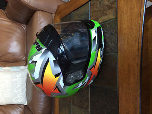 ATV and Snowmobile Helmets