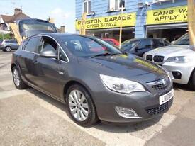 BAD CREDIT CAR FINANCE Vauxhall/Opel Astra 1.7CDTi 16v ( 110ps ) 2010MY SE