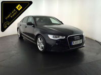 2012 62 AUDI A6 S LINE TDI DIESEL 1 OWNER SERVICE HISTORY FINANCE PX WELCOME