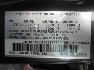 Used Mazda Seat Belts and Related Parts for Sale - Page 88