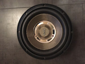 "Infinity Kappa 10"" subwoofer"