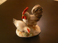 Rooster Ornament.