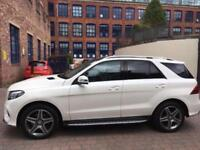 Mercedes-Benz GLE250 2.1d(204bhp)d(s/s)4MATIC Auto 2016.5MY AMG Line FROM £202PW