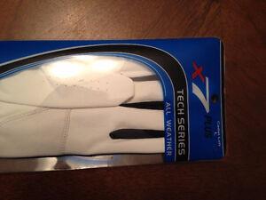 X7 Tech Series, Golf glove, NEW, left hand large, $8