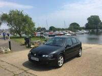 2004 Seat Leon 1.9 TDi SE 130 5 Door Hatchback Black