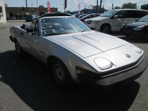 Triumph TR-7 1982  CONVERTIBLE