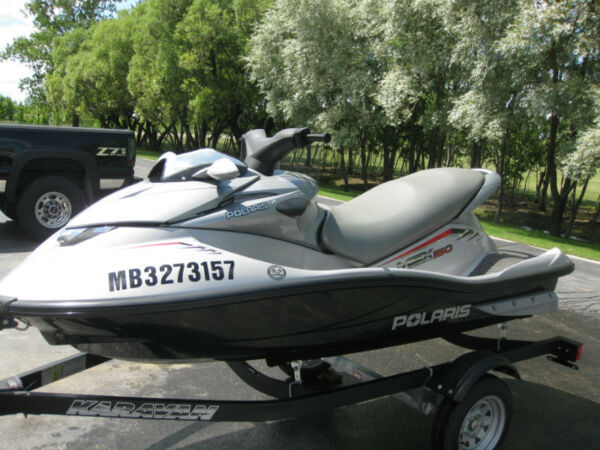 Used 2004 Other 2004 POLARIS MX 150 4STROKE 3 SEATER WATERCRAFT