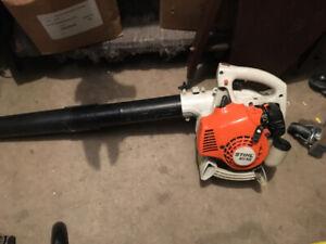Stihl leaf blower