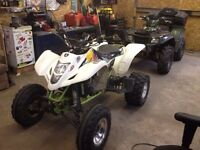 Ltz400 for sale or trade