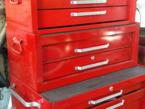 Beach 2 drawer intermediate tool chest