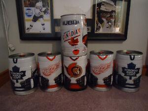 6 Collectible Hockey Bubba's