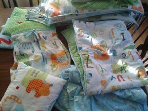 contour de bassinette e tdraps de bassinette