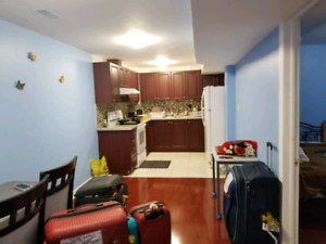 Basement Room  rent female only available for Sept 1st