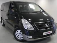 2016 Hyundai i800 2.5 CRDI SE 5d Auto Diesel black Automatic