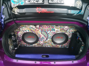 Car Audio Installs