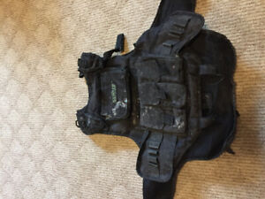Tactical Paintball/Airsoft vest
