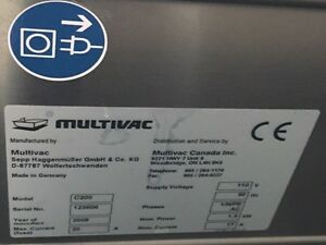 Commercial Multivac Machine Kitchener / Waterloo Kitchener Area image 4