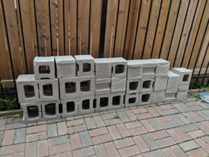 Concrete Blocks - 10 x 8 x 16