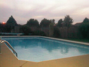 swimming pool renovations and service Kitchener / Waterloo Kitchener Area image 1