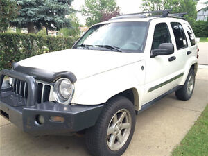 2006 Jeep Liberty CRD Limited Trail Rated 4X4 SUV, Crossover