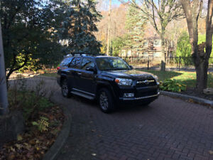 2010 Toyota 4Runner VUS limited