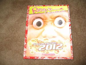 RIPLEY'S BELIEVE IT OR NOT SPECIAL EDITION 2012